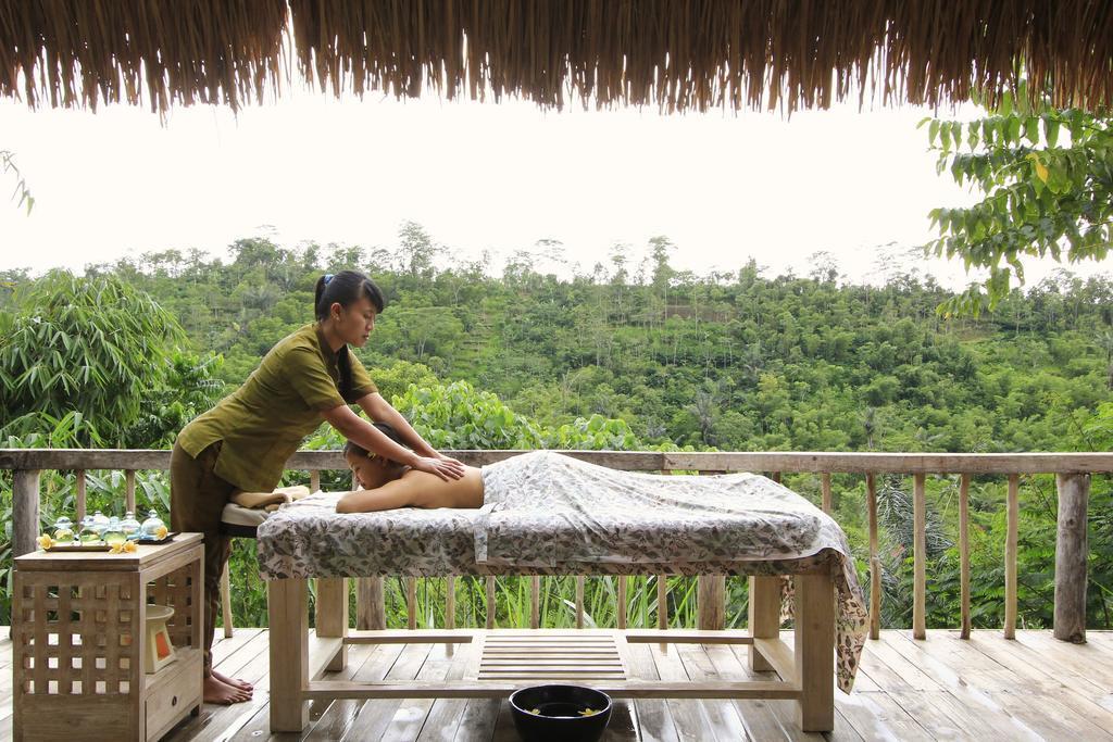 Tirta Bulan Spa at Puri Sebatu Resort