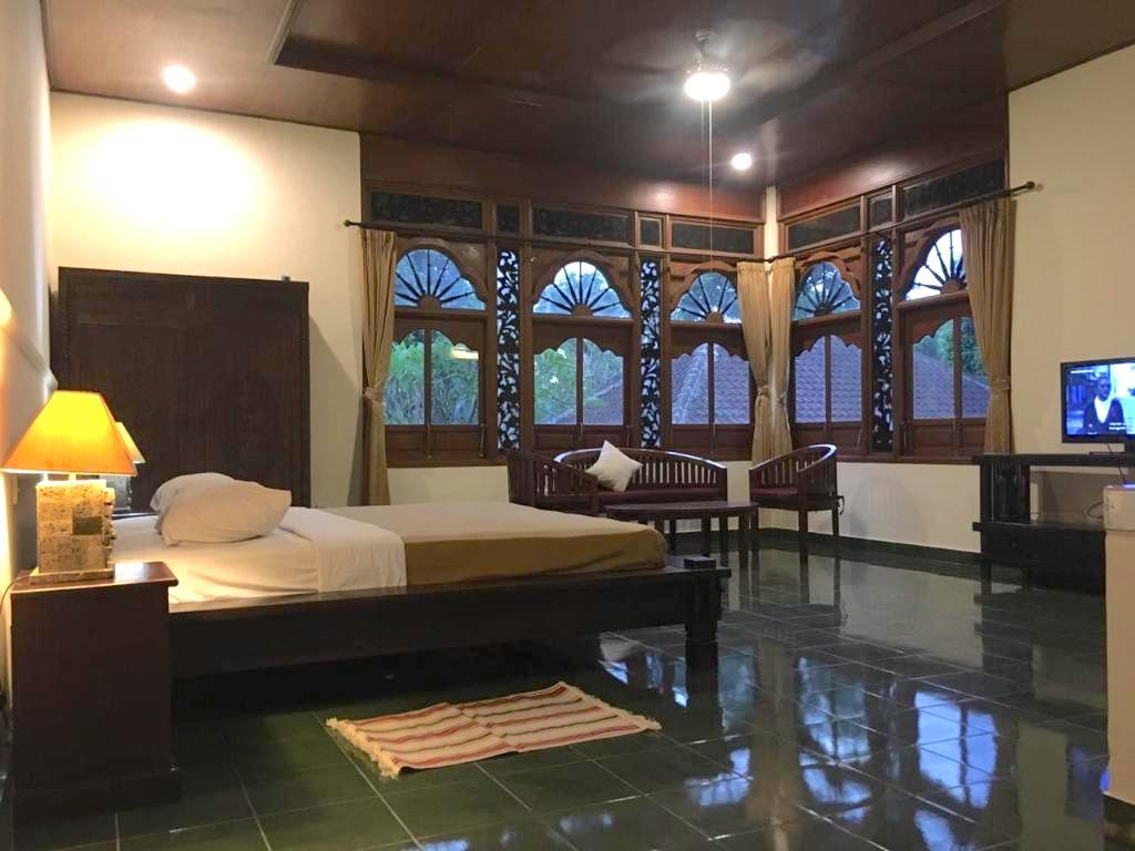 Beautiful Balinese cozy apartment for 4 guests!