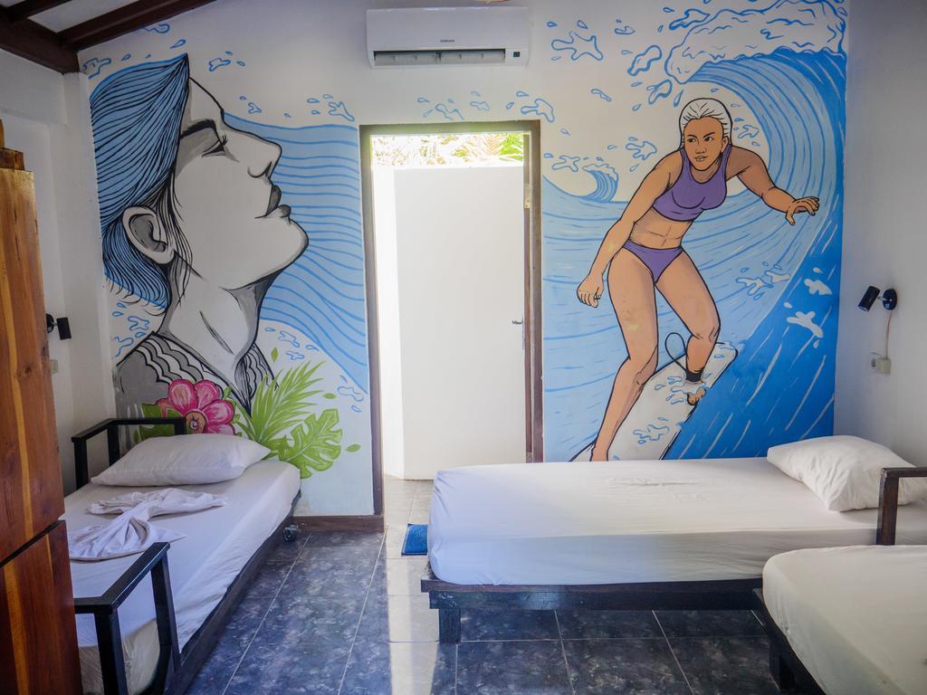 Gili Beach Bum - Hostel