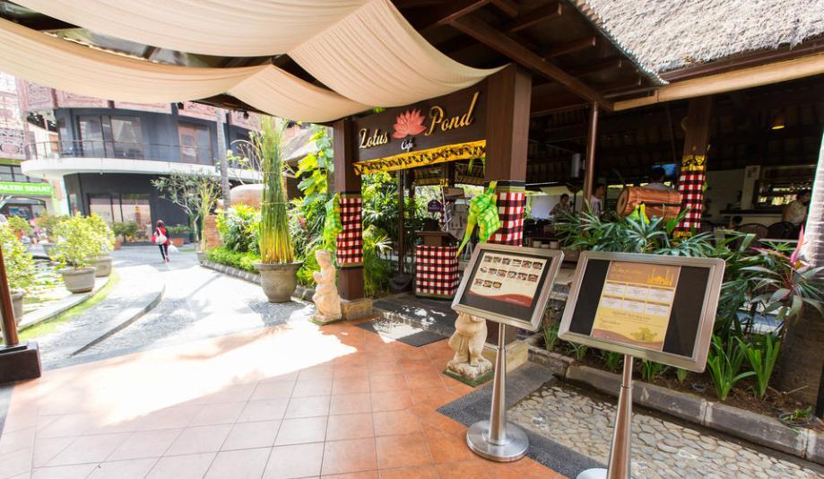 Lotus Pond Cafe