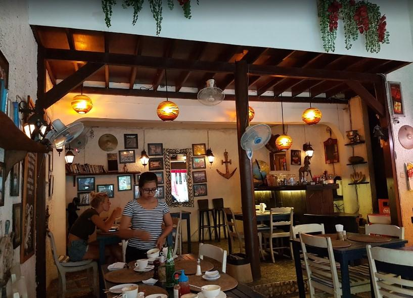 Cafe Romano