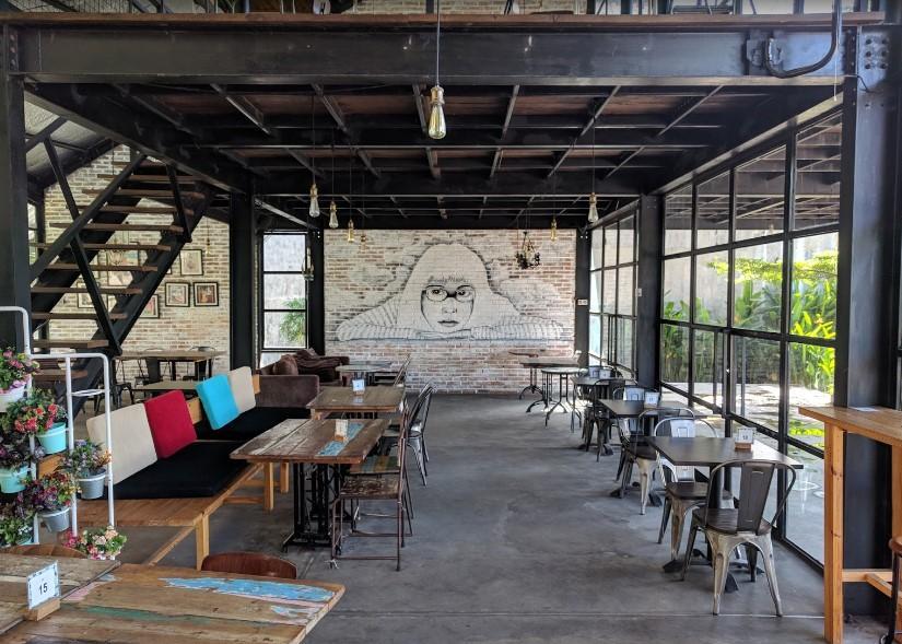 Pixelatte Cafe