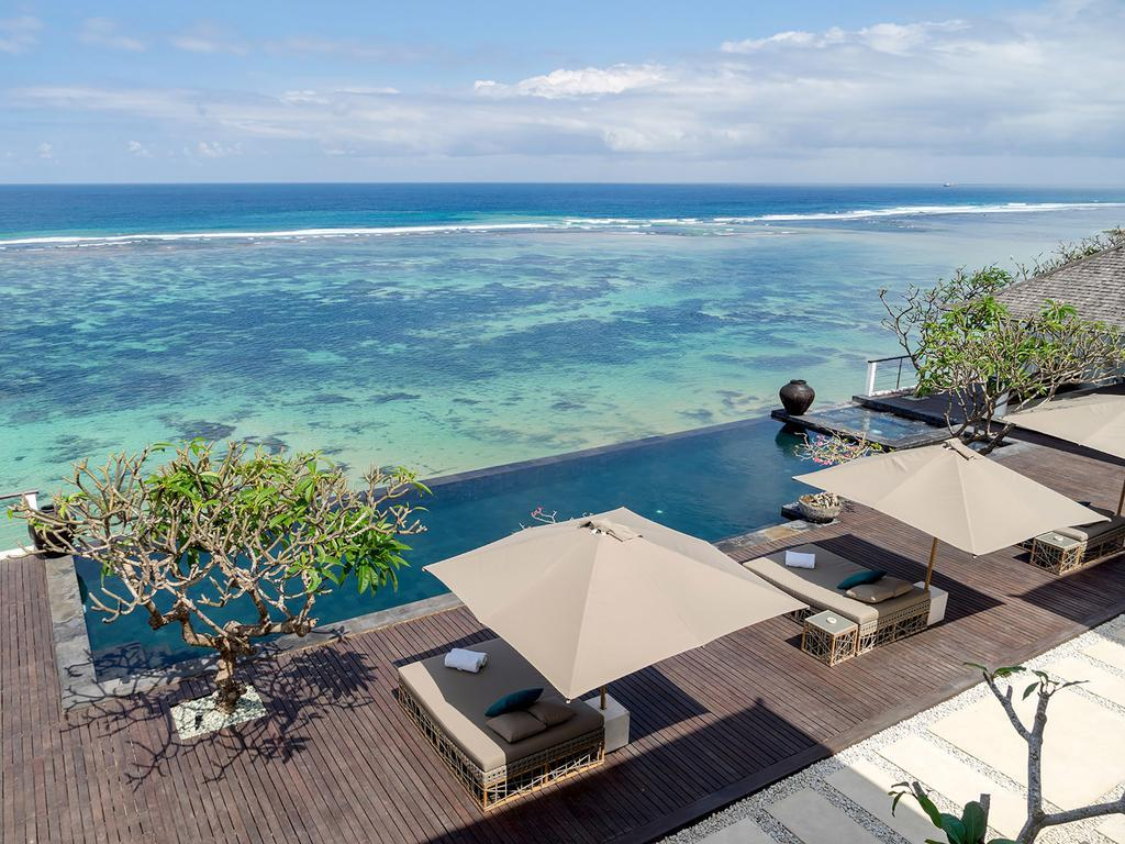 Grand Cliff Nusa Dua - an elite haven