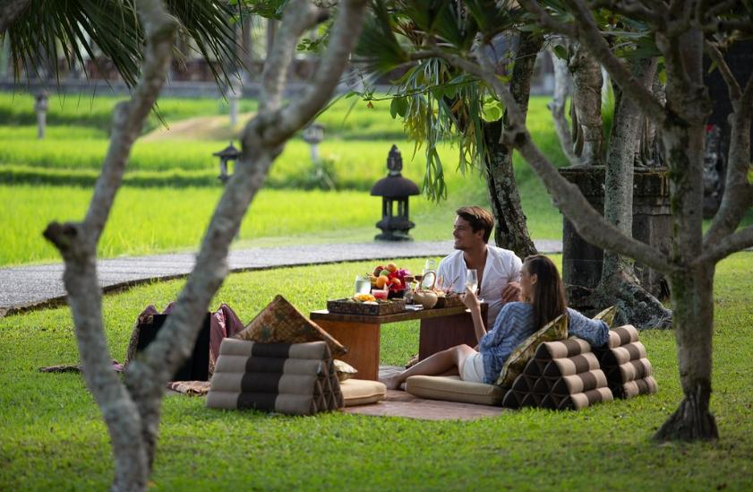 Picnic Lunch at The Chedi Club Tanah Gajah, Ubud