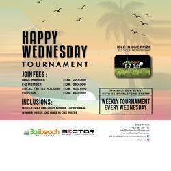 Happy Wednesday Tournament