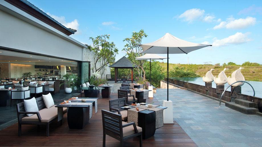 Tamarind Restaurant at Banyan Tree Hotel