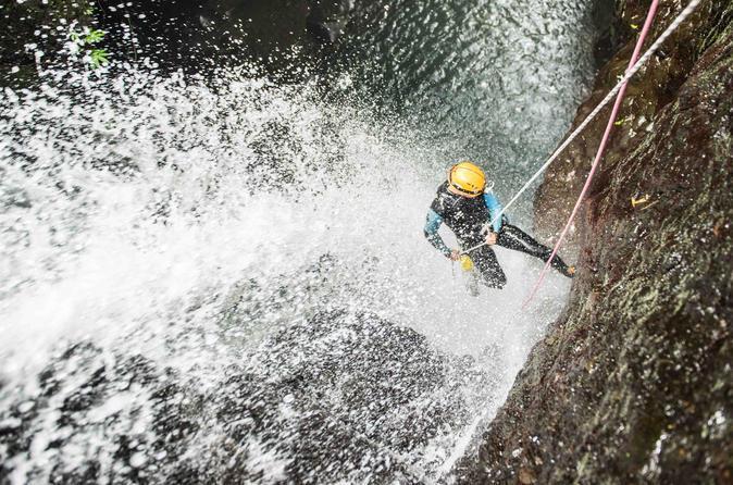 Canyoning Discovery in Bali: Kerenkali Canyon