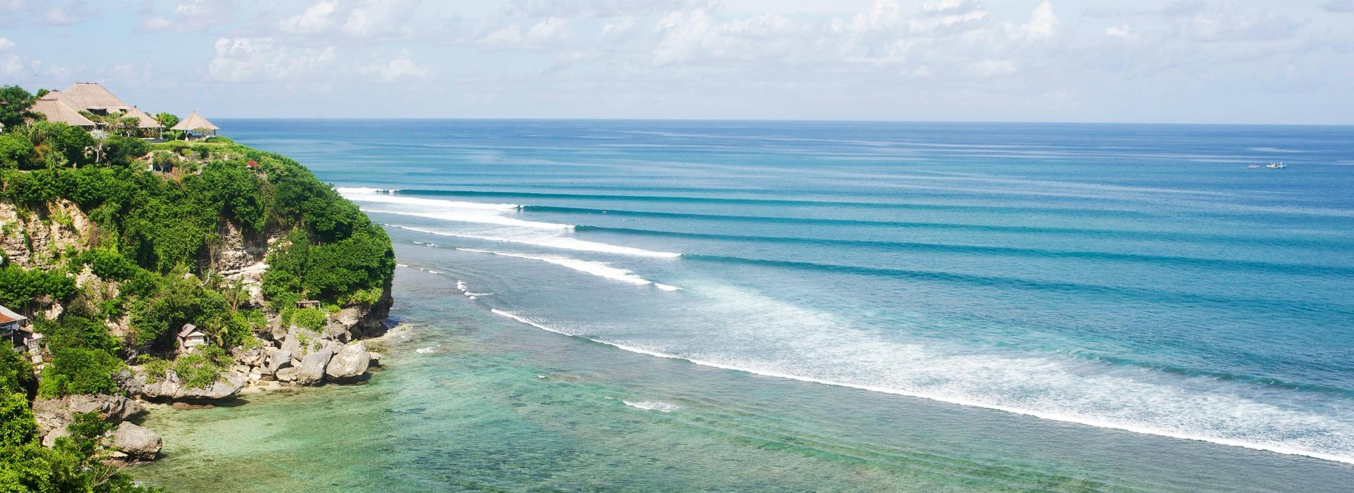 Impossible Beach Bali - Uluwatu Surf Spots