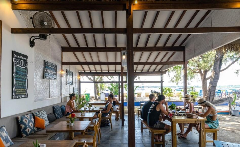 Bale Sampan Cafe