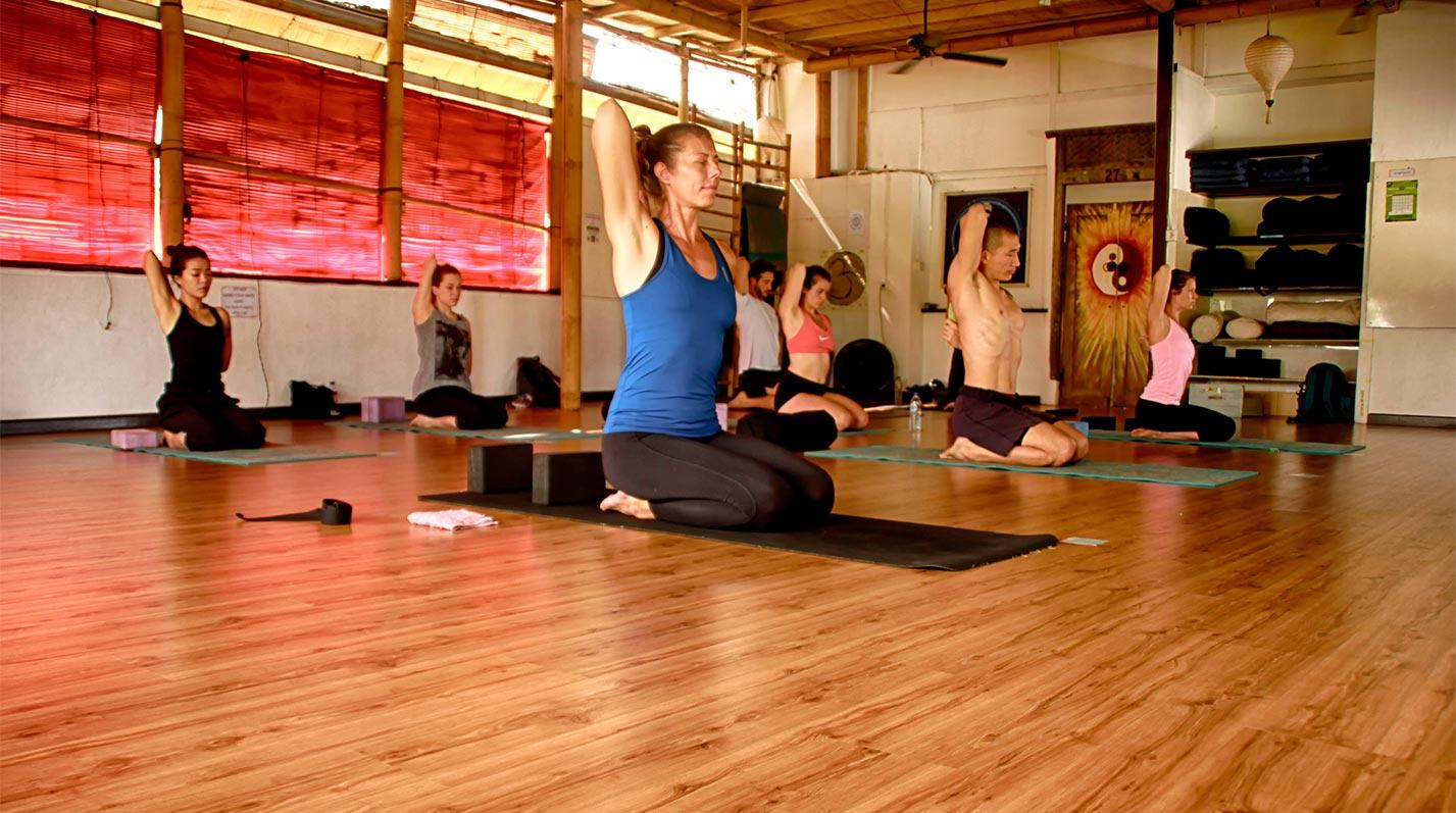 Serenity Guest House Yoga