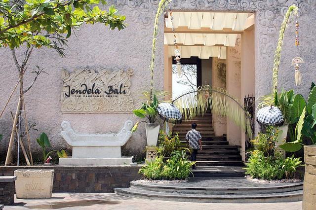 Jendela Bali The Panoramic Resto