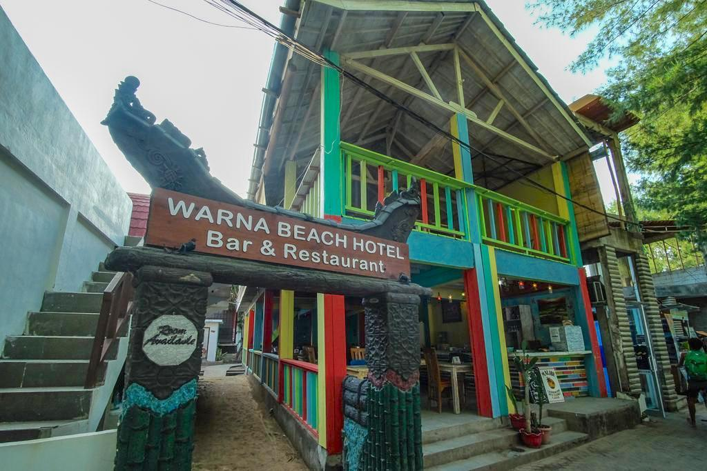 Warna Beach Hotel