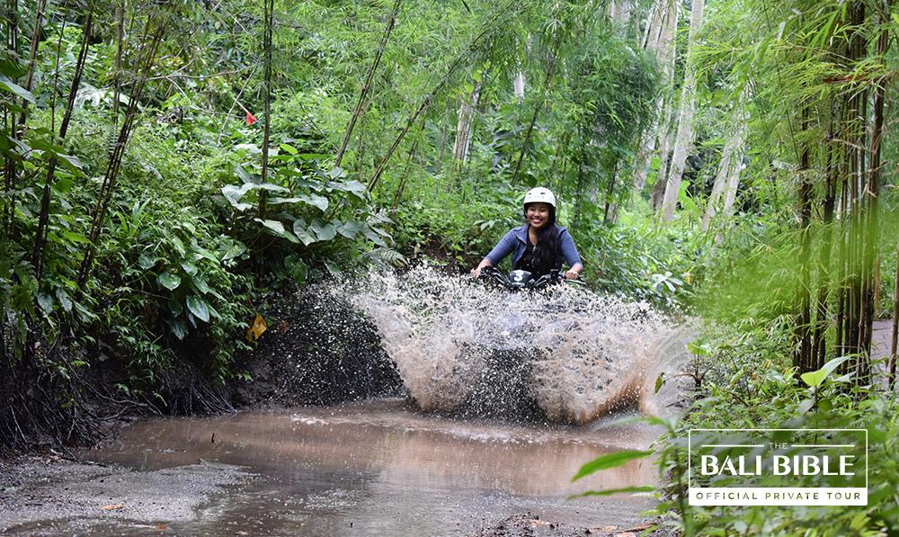 Quad Bike Ultimate Adventure by The Bali Bible
