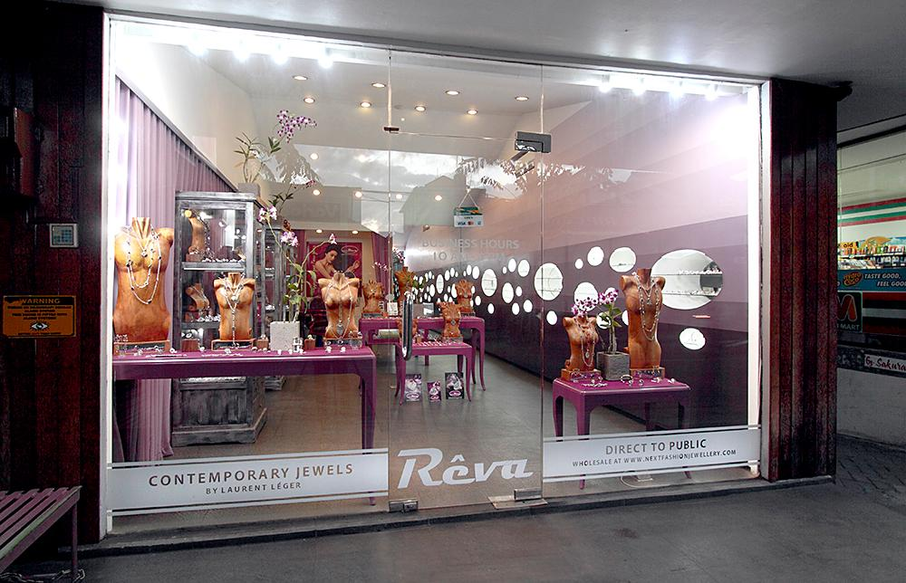 Reva Jewellery by Laurent Leger