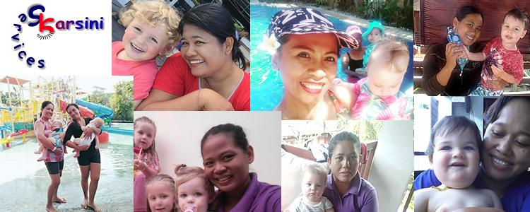 Karsini Services :: Bali Holiday Nanny and Babysitter Service