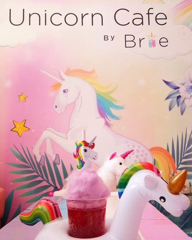 Unicorn Cafe Bali by Brie