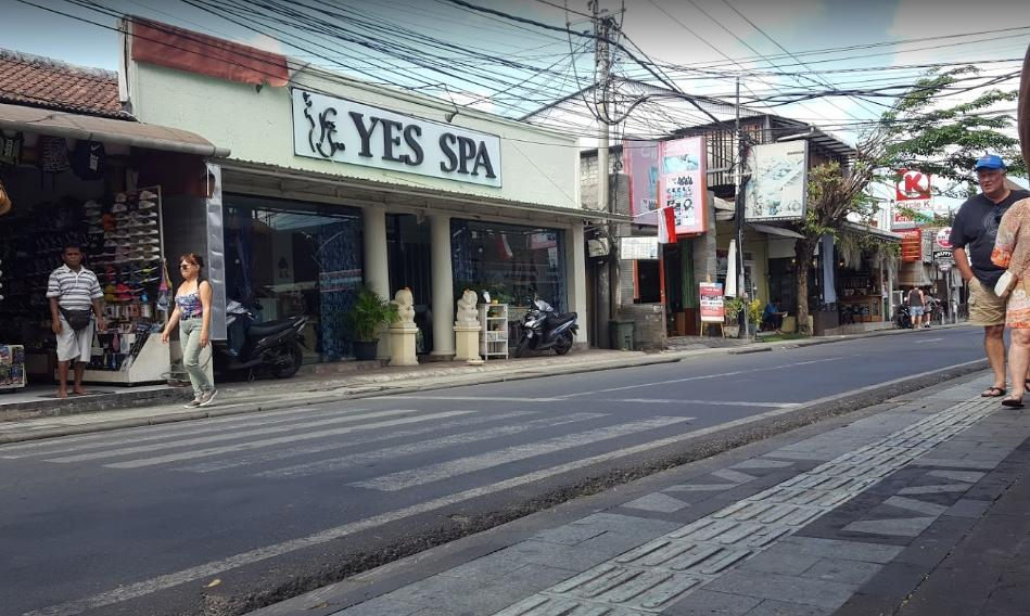 Yes Spa in Legian