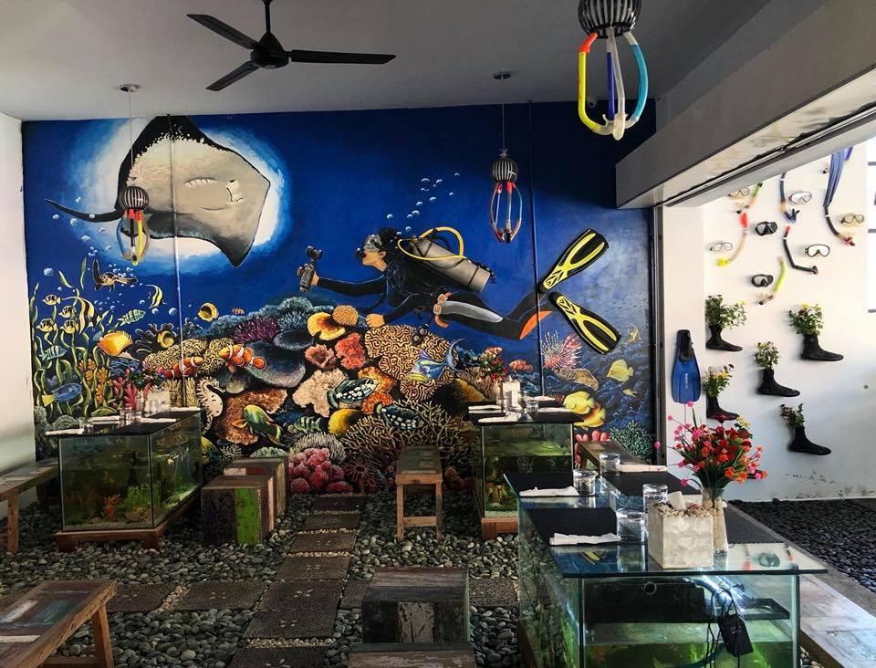 Sparkle Cafe Bali