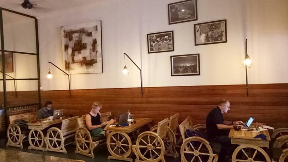 Memorial Cafe