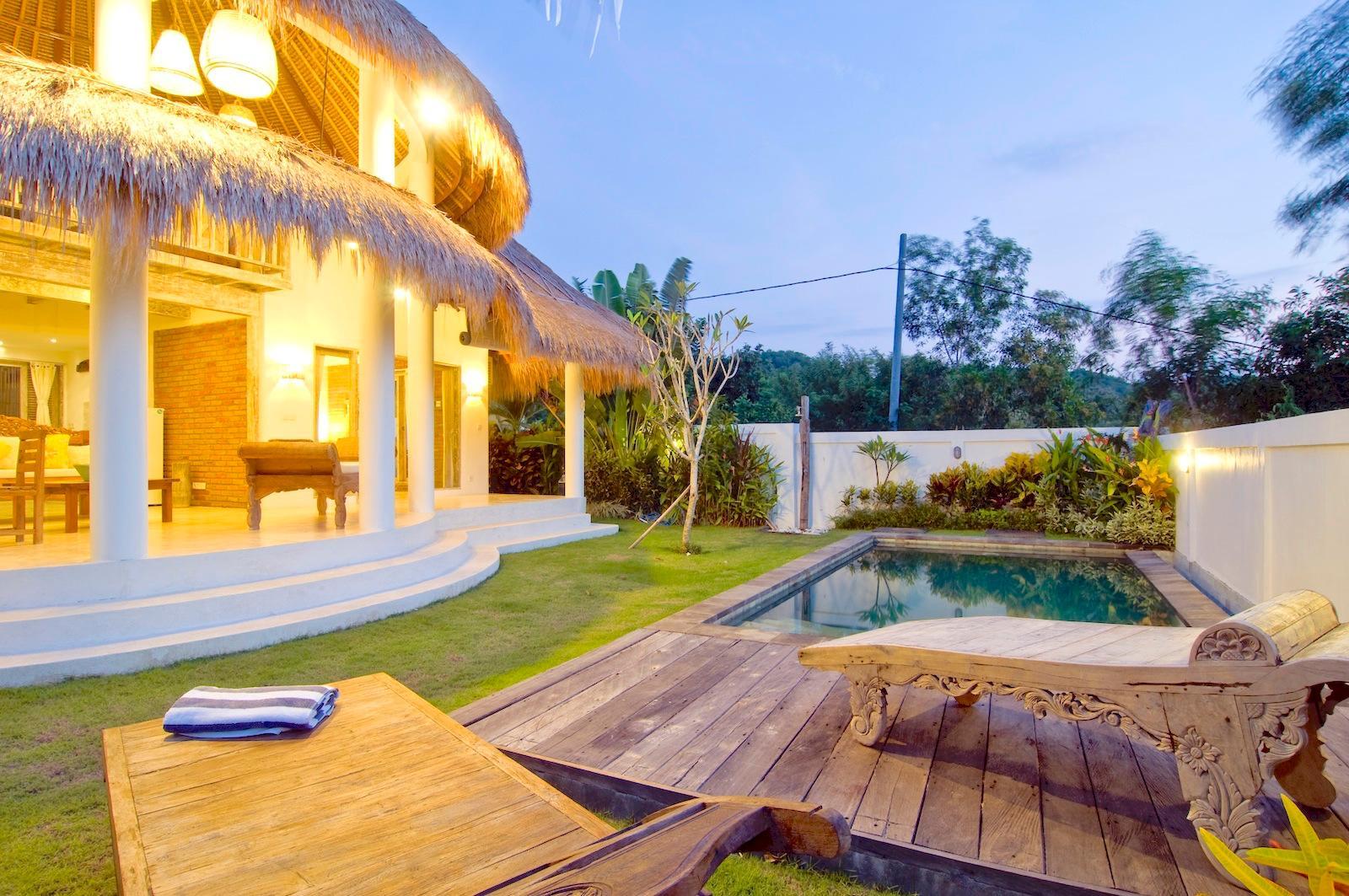Laksmi Villas Padang Padang