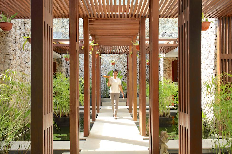 Spa at Anantara Uluwatu Bali Resort
