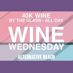 Wine Wednesdays