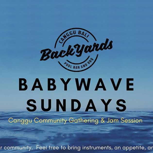 Babywave Sundays