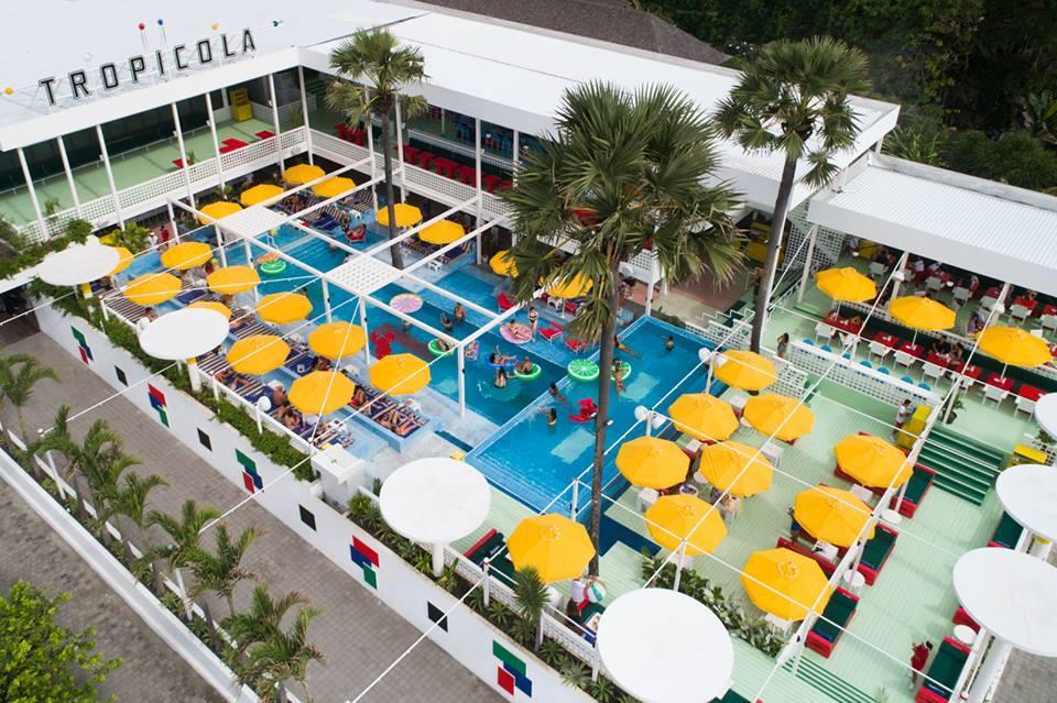 Tropicola Beach Club