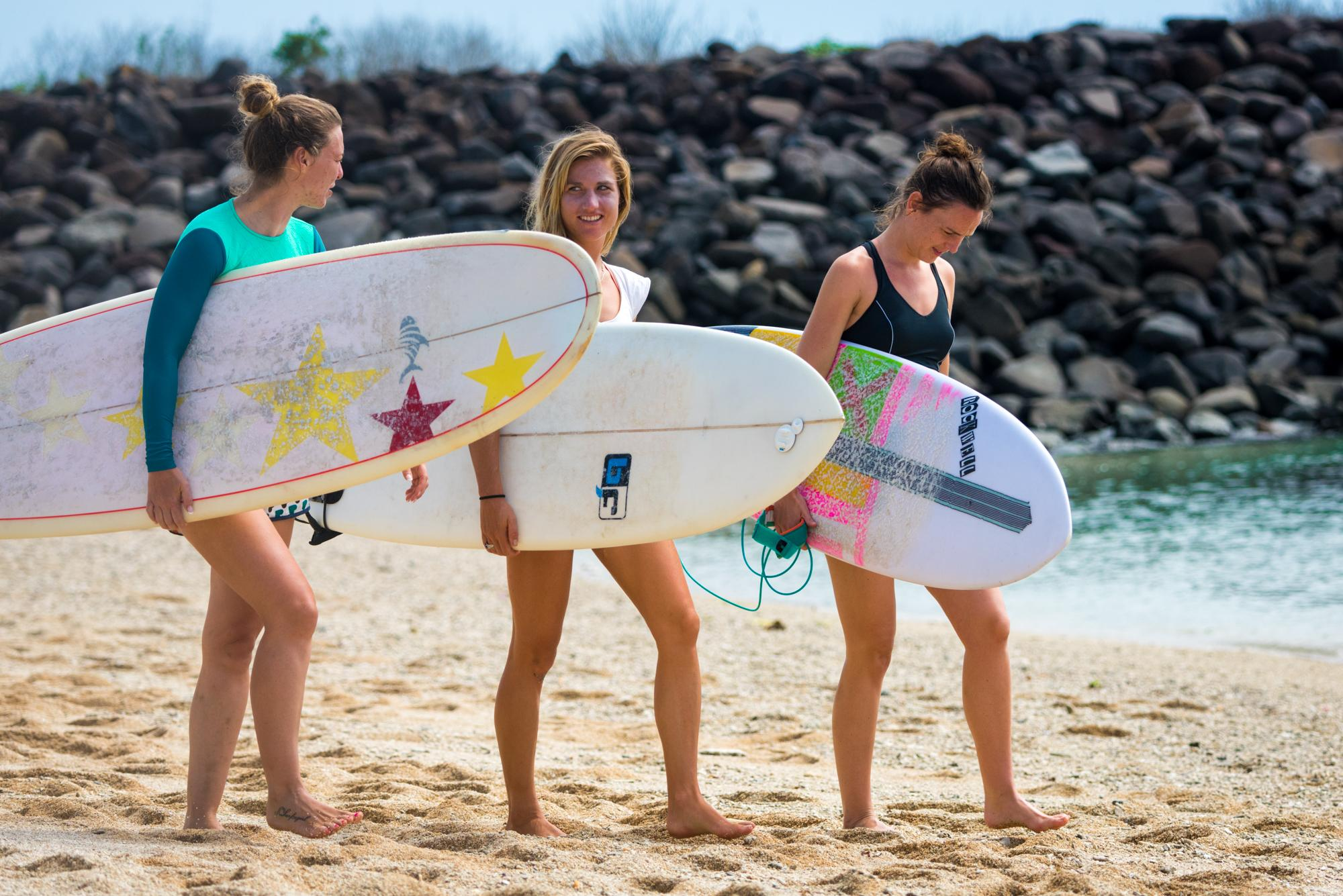 Pelan Pelan Surf School & Yoga Retreat