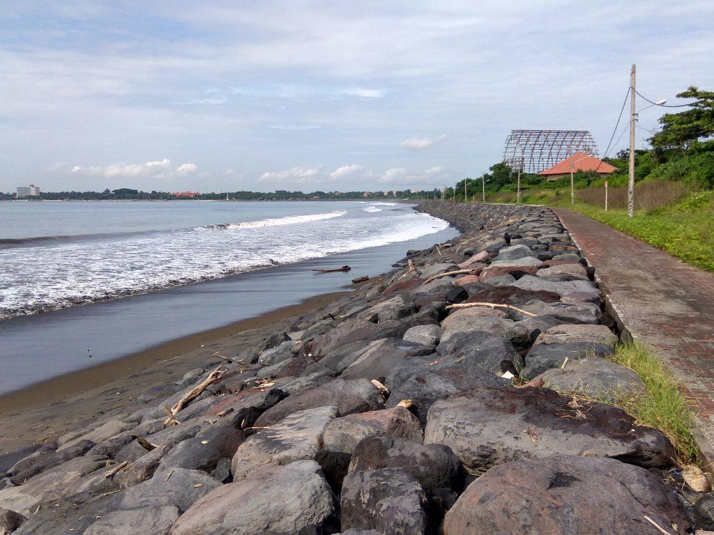 Padang Galak Beach - Sanur Surfing Spot