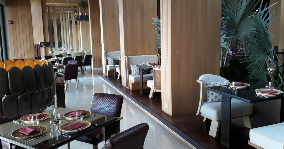 Bejana, Indonesian Restaurant at The Ritz-Carlton, Bali