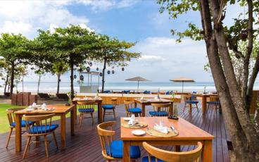 Enjoy Up To 42% Off A Few Sundowners or Dinner at Sunset on Seminyak (S.O.S)
