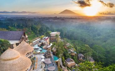 Stay, Relax & Recharge at The Kayon Jungle Resort by Pramana