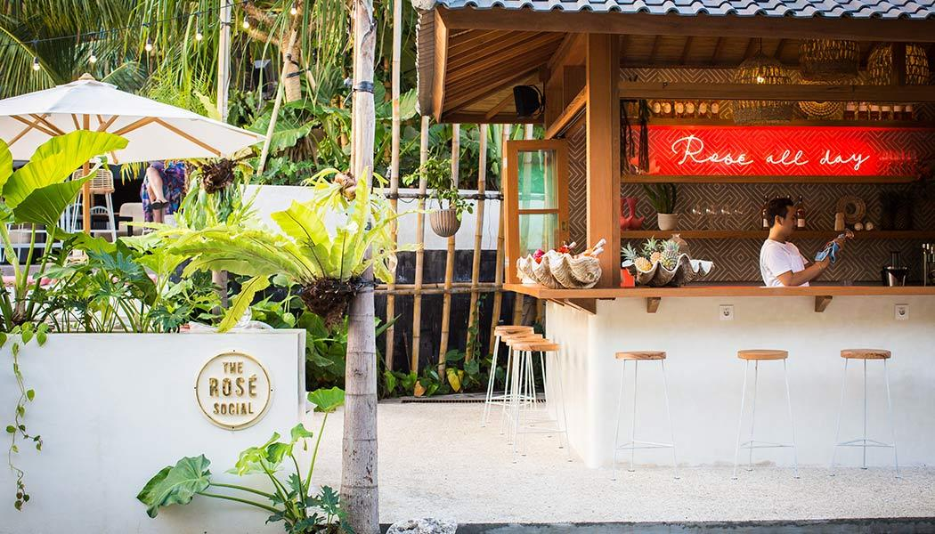 The Rose Social Seminyak Bali