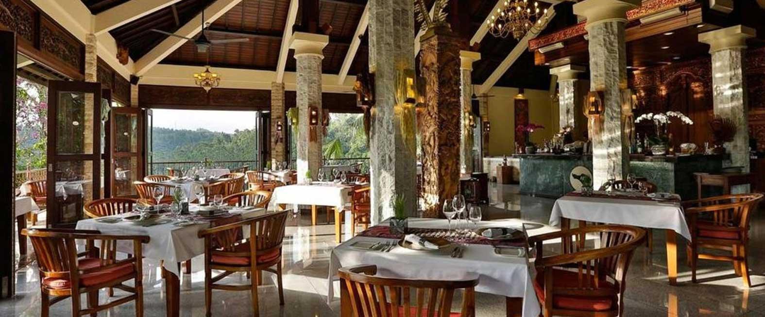 Wijaya Kusuma Fine Dining Restaurant