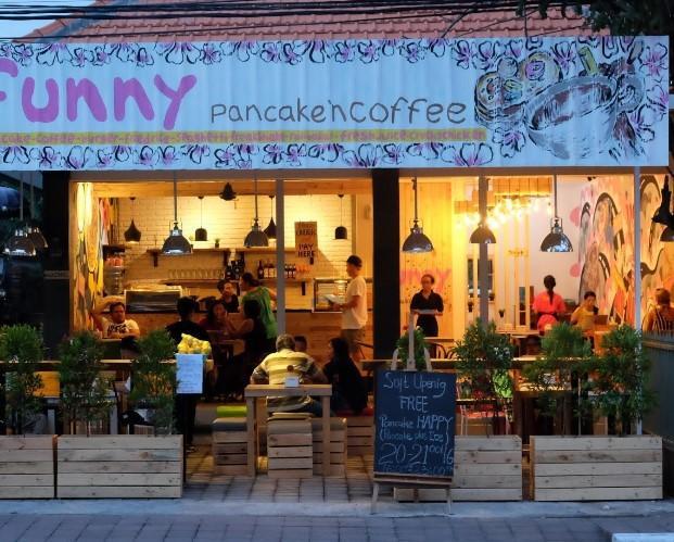 Funny Pancake 'n Coffee Jimbaran
