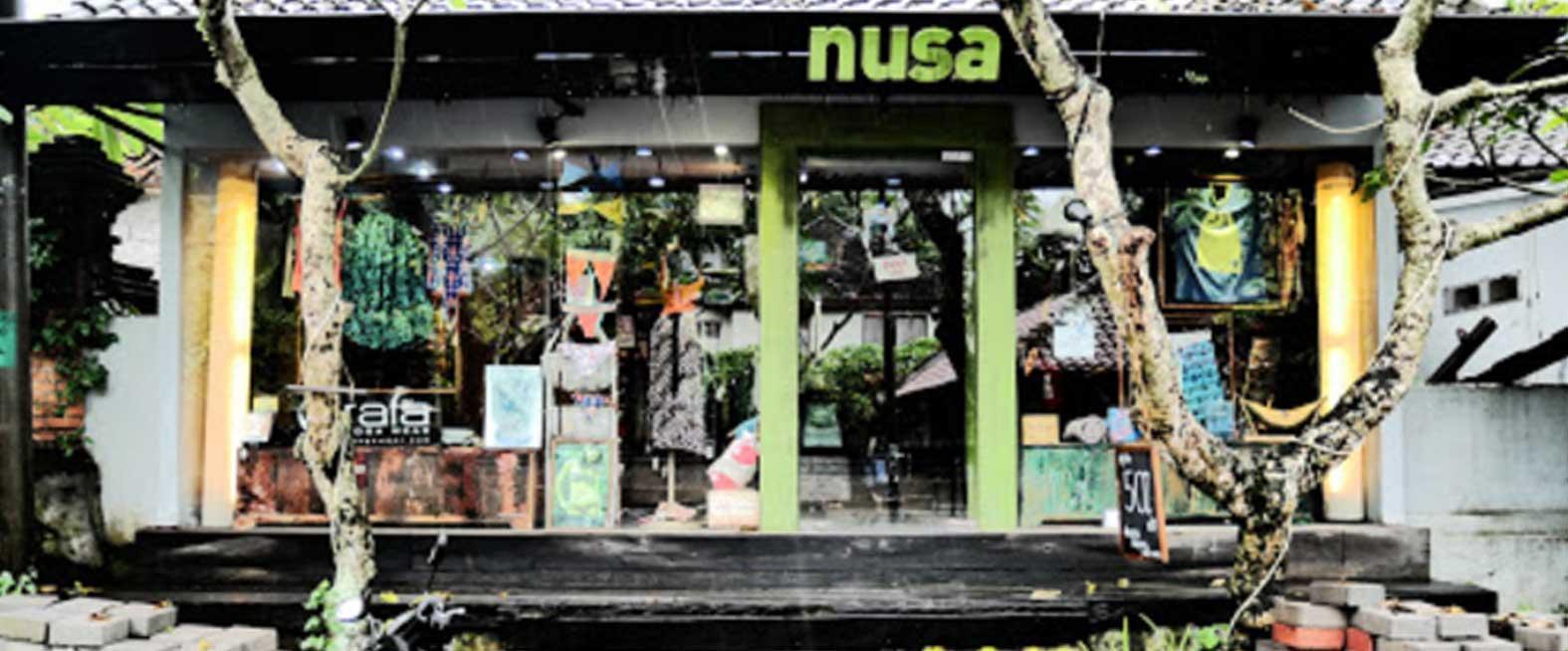 Nusa Surf Shops Ubud
