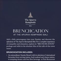Sunday Brunchcation