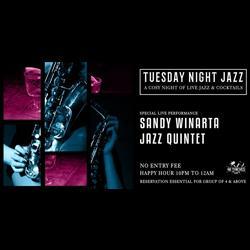 40thieves Tuesday Night Jazz