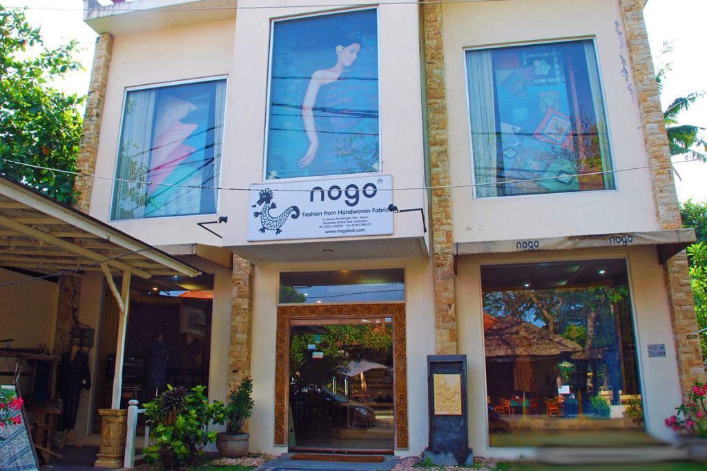 Nogo Bali Ikat Center