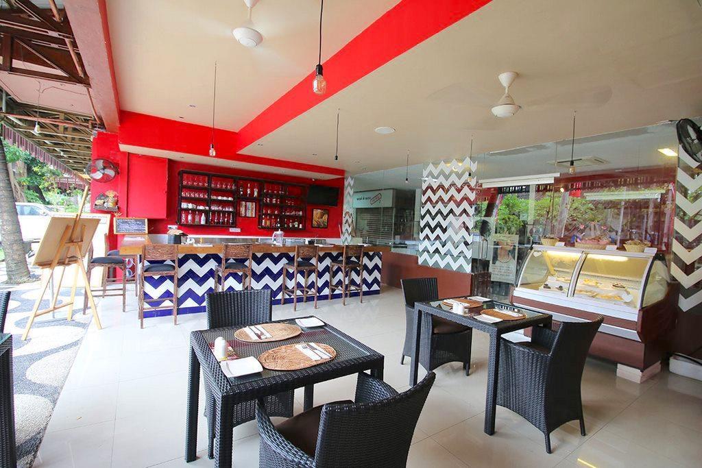 Mamma Mia Cafe