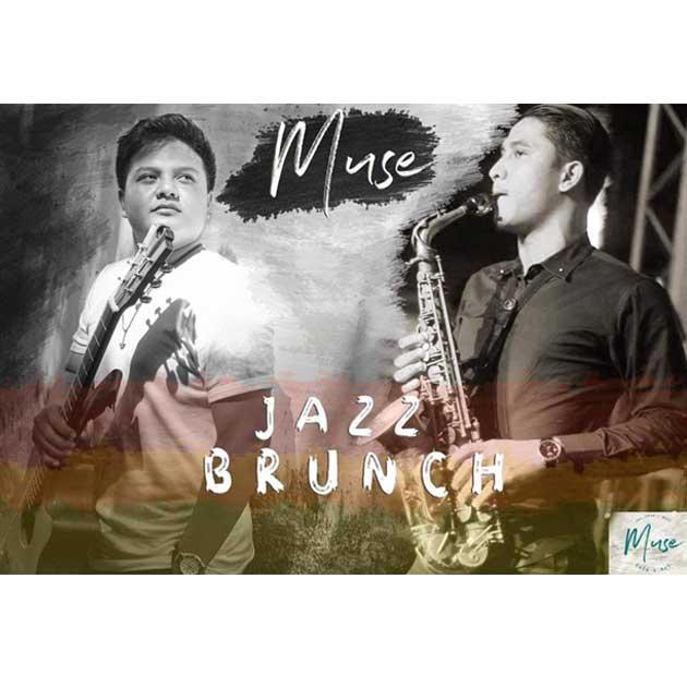Sunday Jazz & Brunch at Muse Cafe & Art
