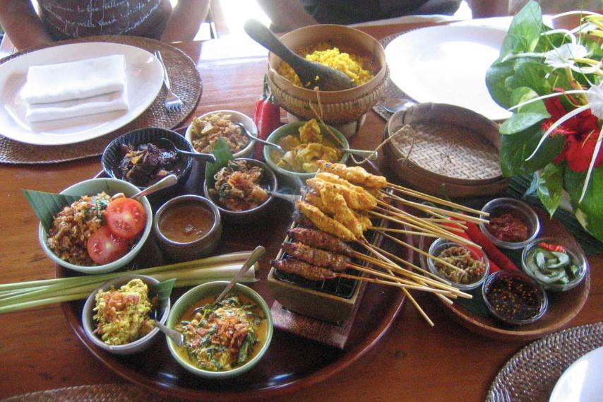 Authentic Cooking Class In a Traditional Village Around Ubud