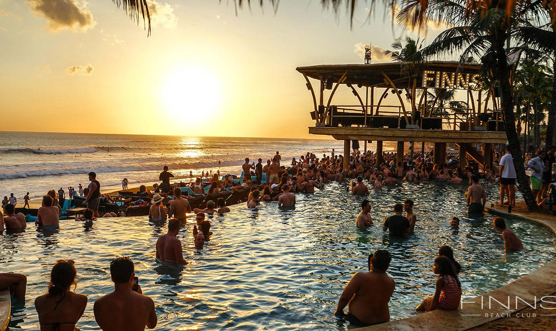 Tour Of Tanah Lot Plus Finns Beach Club Access With Private