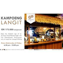 Kampoeng Langit - All You Can Eat