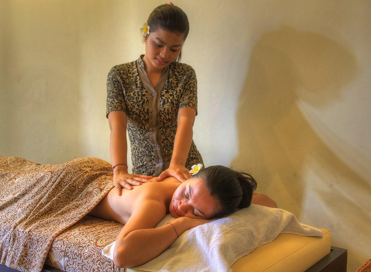 Frangipani Spa at Bali Rich Luxury Villa