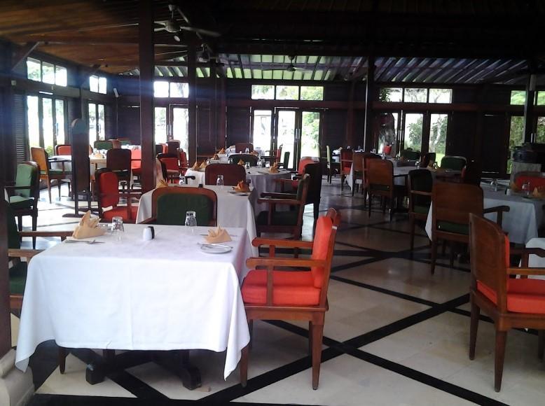 Basilico Italian Pacollion & Bar - Prama Sanur Beach Hotel