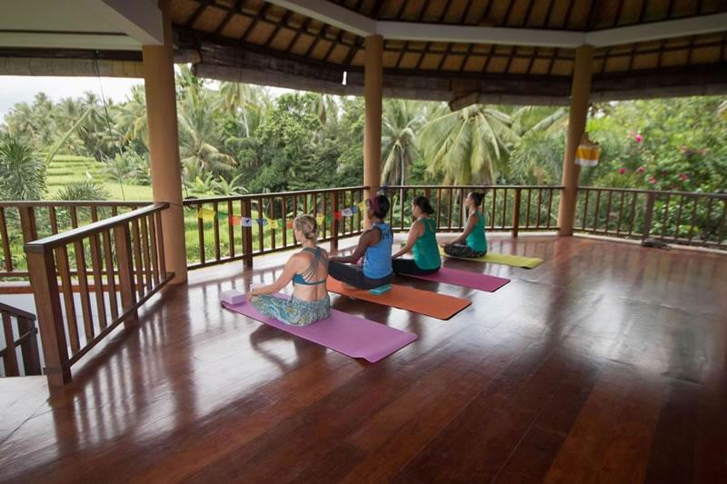 Ubud Yoga House