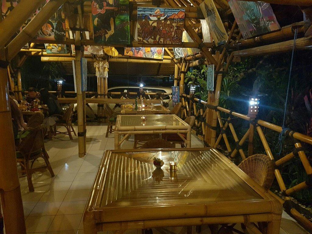 Warung Bambu Pemaron