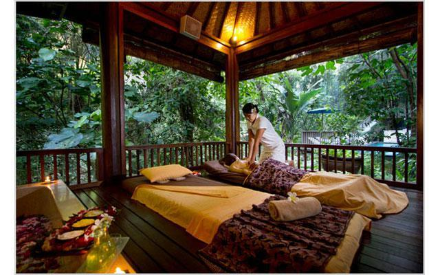 Tampaksiring Spa at Alam Ubud Villas